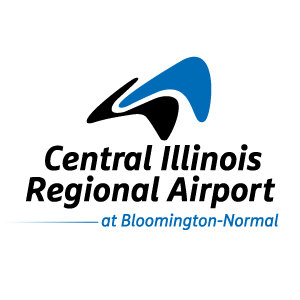 Central Illinois Regional Airport Logo
